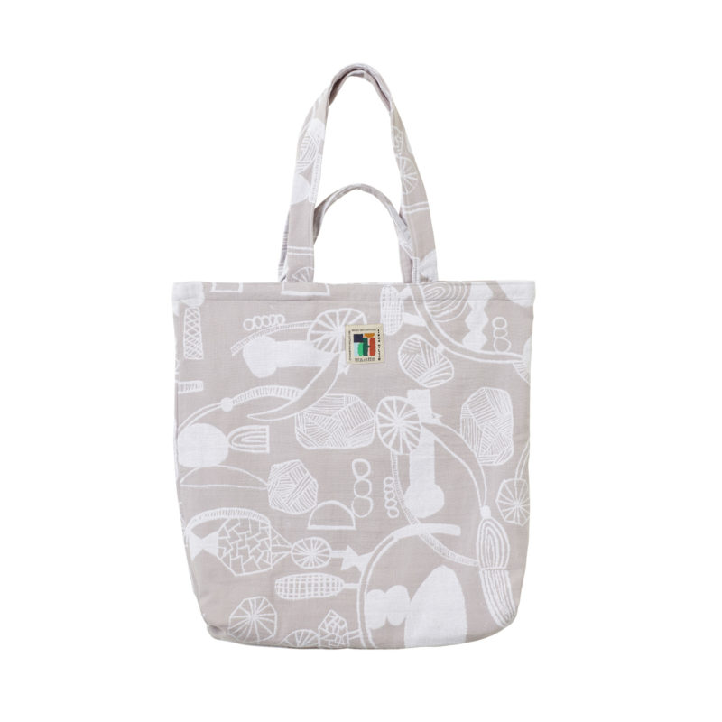 Doodle Dance Woven Bag - Donna Wilson