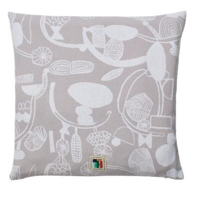 Doodle Dance Woven Cushion - Donna Wilson