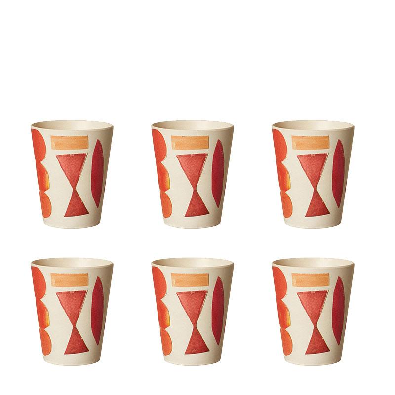 Elements Cup Set - Donna Wilson