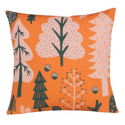 Donna Wilson Forest Cushion Orange Front
