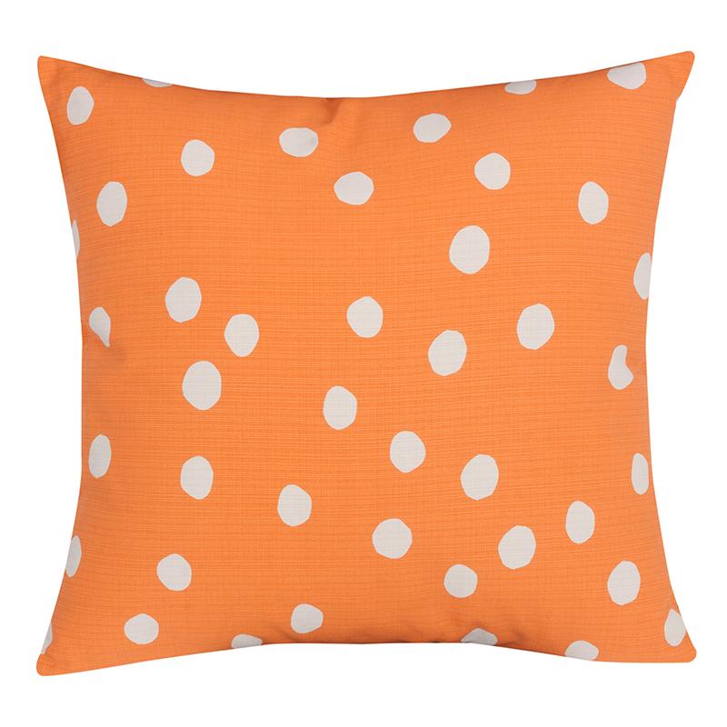 Donna Wilson Forest Cushion Orange Back
