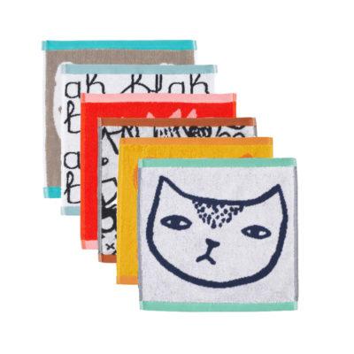 Face Cloth Bundle - Donna Wilson
