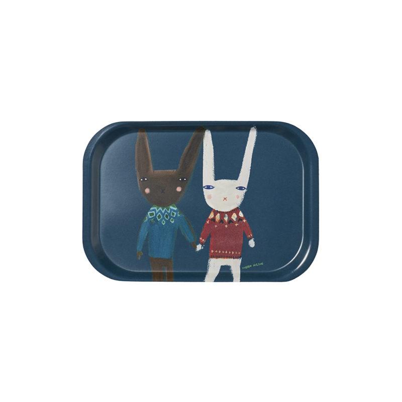 Fair Isle Friends Mini Tray - Donna Wilson