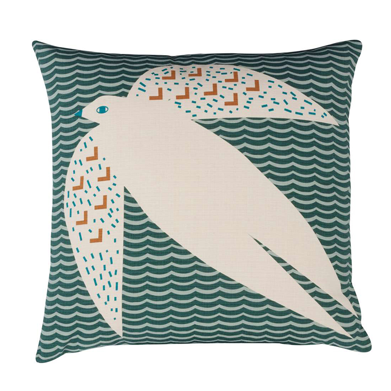 Donna Wilson - Flying Bird Cushion - Front