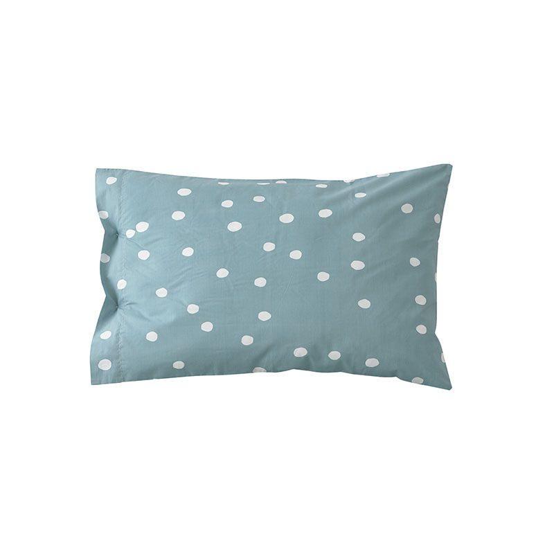 Donna Wilson - Flying Bird Bed Set - Cream - Pillowcase - Reverse