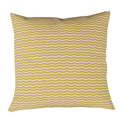 Donna Wilson Fox Cushion - Orange Back