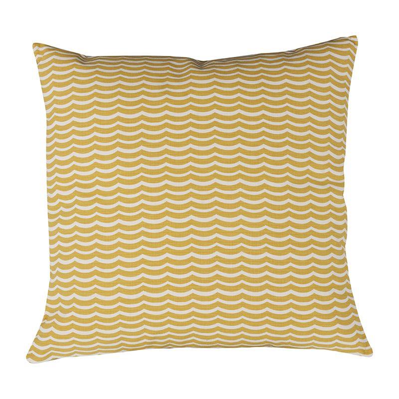 Donna Wilson Fox Cushion - Orange Back