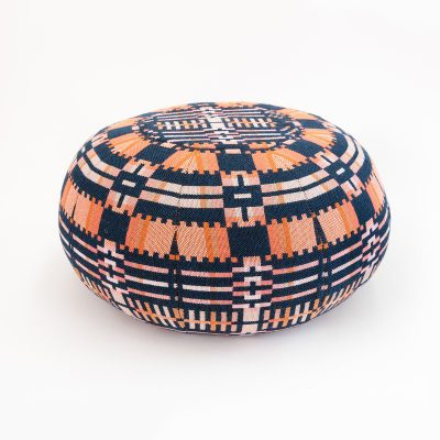 Donna Wilson - Frank Pouffe - Crovie - Dark Berry