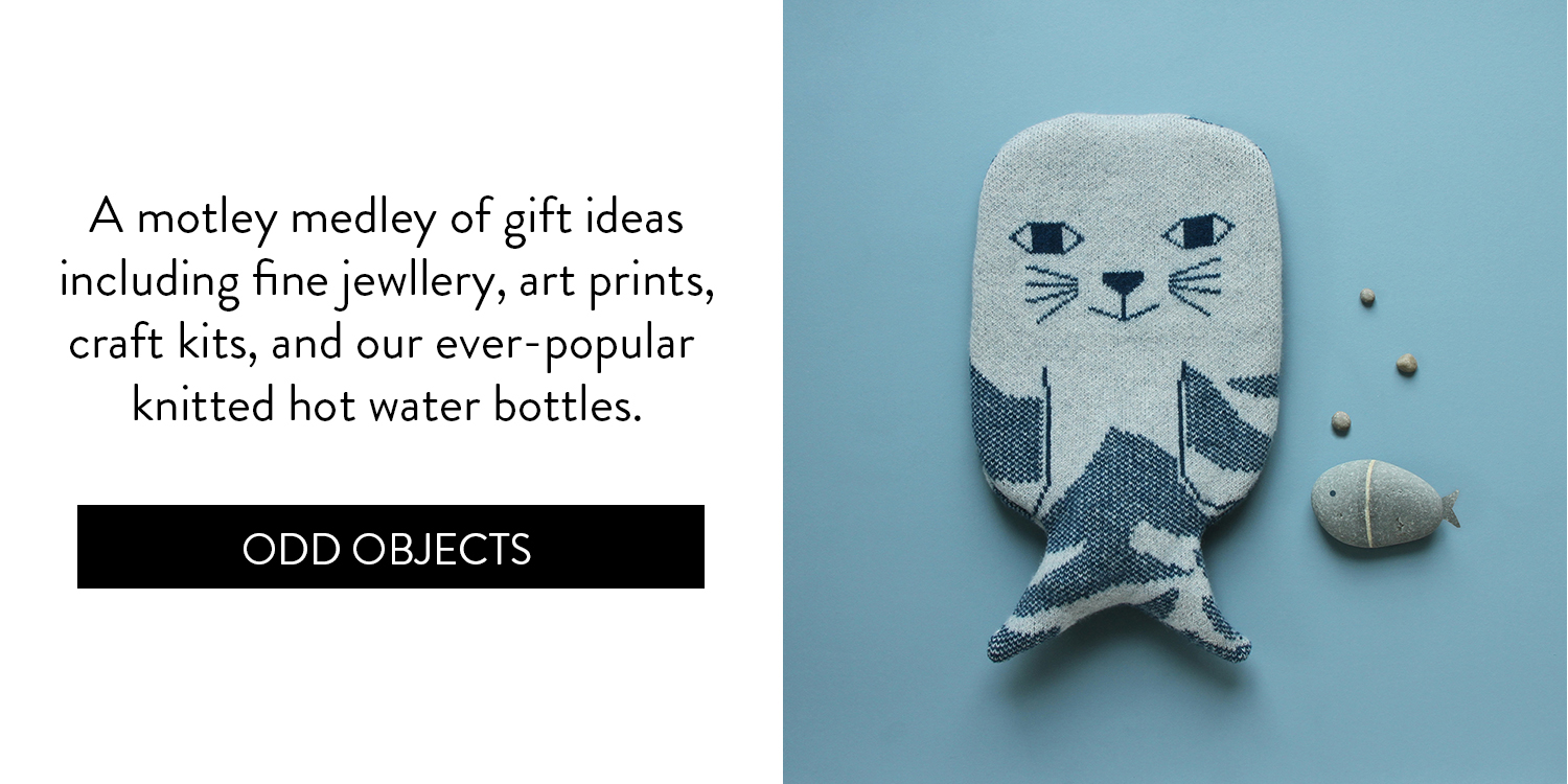 A Cosy Little Gift Guide - Odd Objects