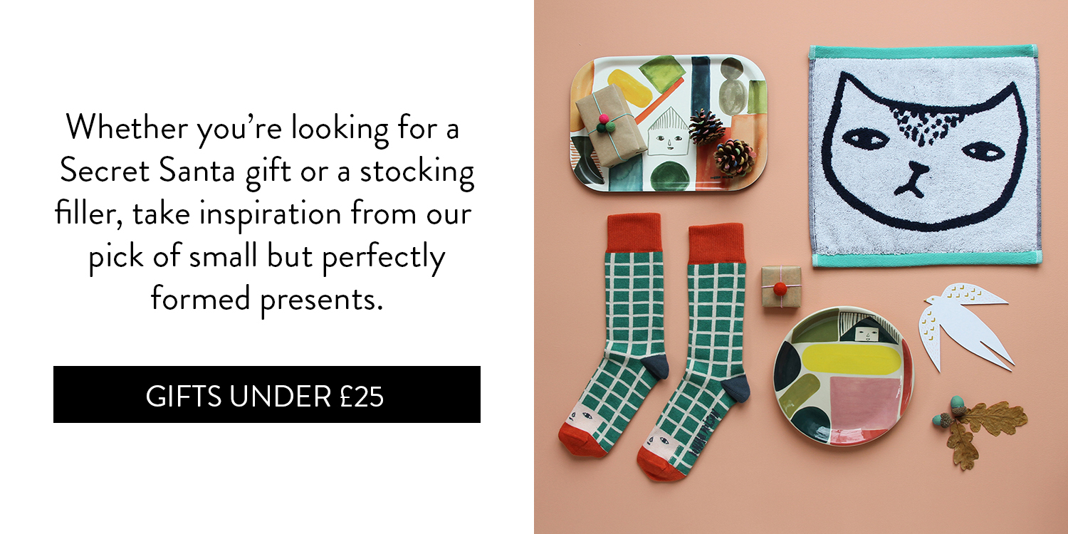 A Cosy Little Gift Guide - Gifts Under £25