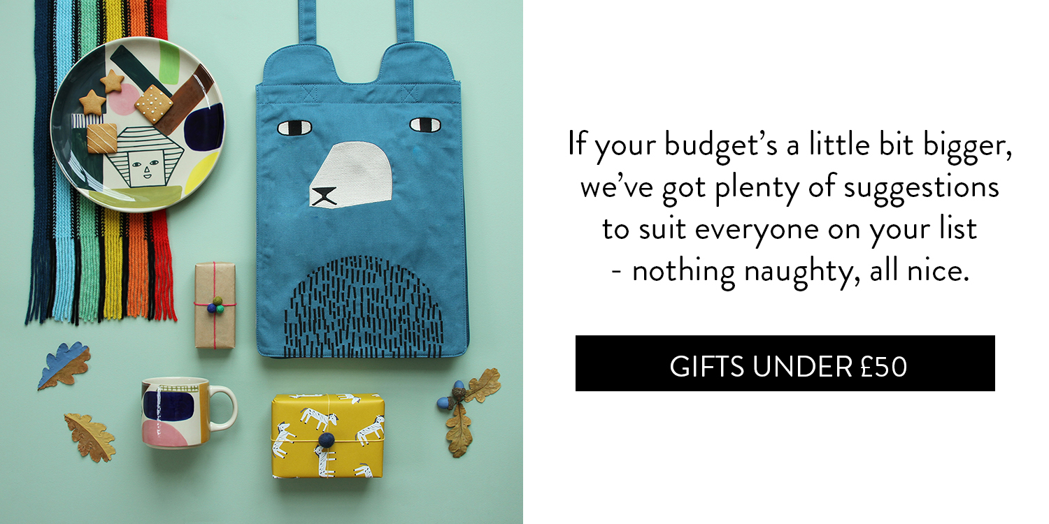 A Cosy Little Gift Guide - Gifts Under £50