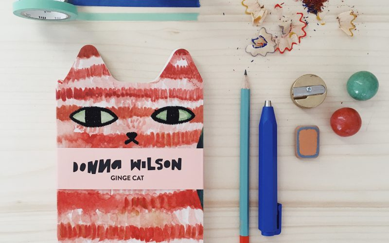 Ginge Cat Journal