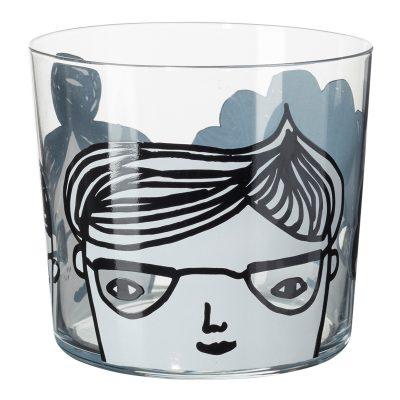 Glassware - Glasses Tumbler - Back