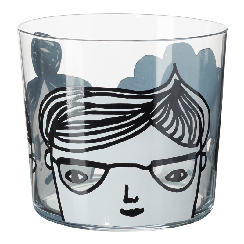Glassware - Glasses Tumbler - Back