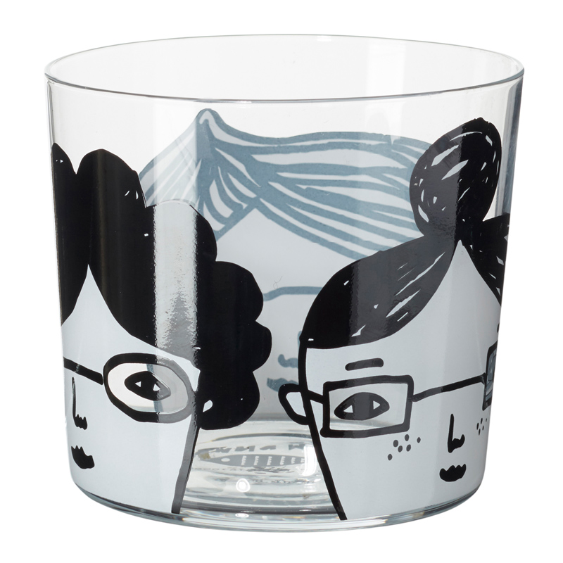 Glassware - Glasses Tumbler - Front