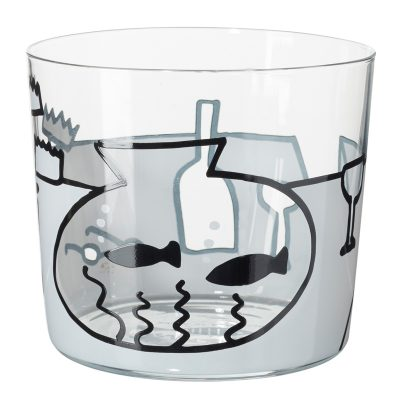 Glassware - Still Life Tumbler - Back