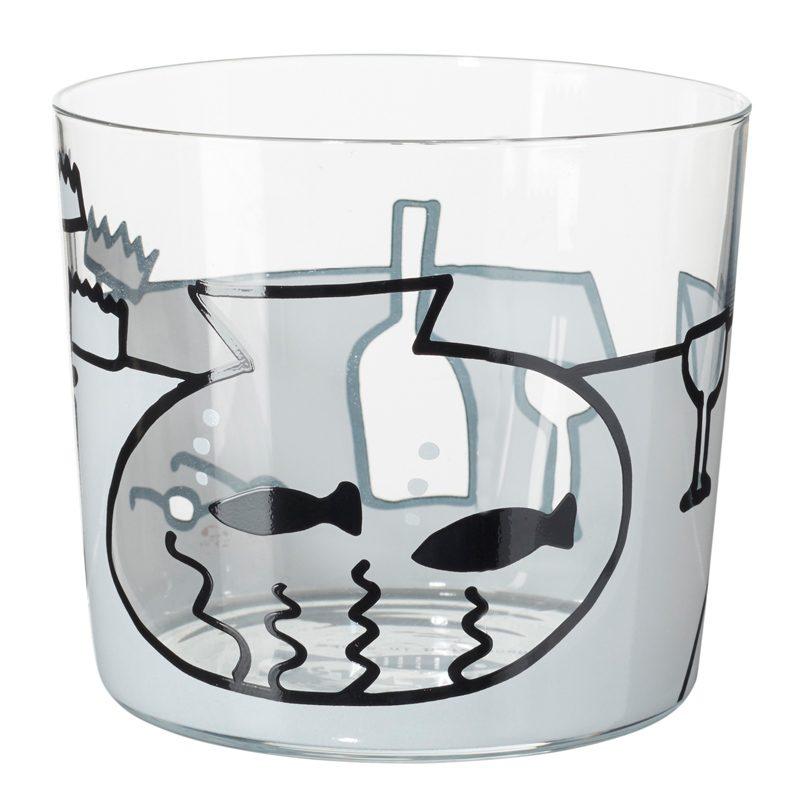 Glassware - Still Life Tumbler - Back