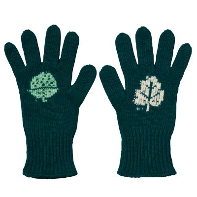 Donna Wilson - Acorn Gloves - Green