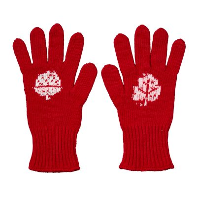 Donna Wilson - Acorn Gloves - Red
