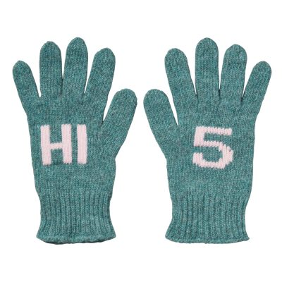 Donna Wilson - Hi 5 Gloves - Light Blue