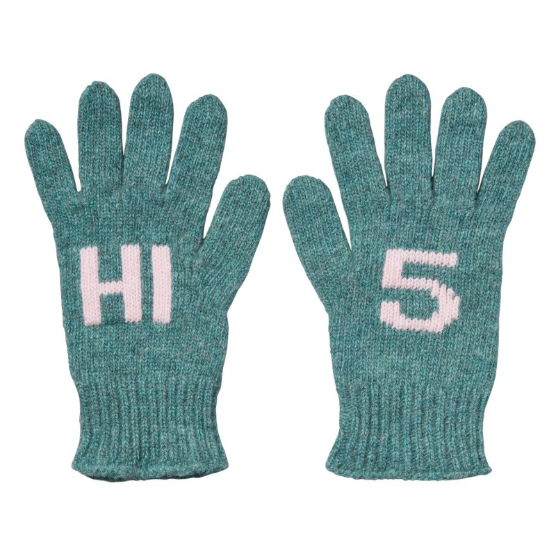 Donna Wilson - Hi 5 Gloves - Light Blue