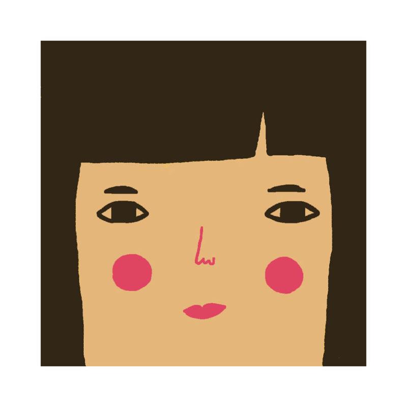 Grace Cushion - Light Tone, Brown Hair & Brown Eyes