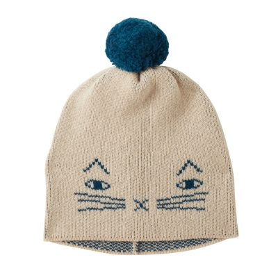 Donna Wilson Mog Hat Oatmeal