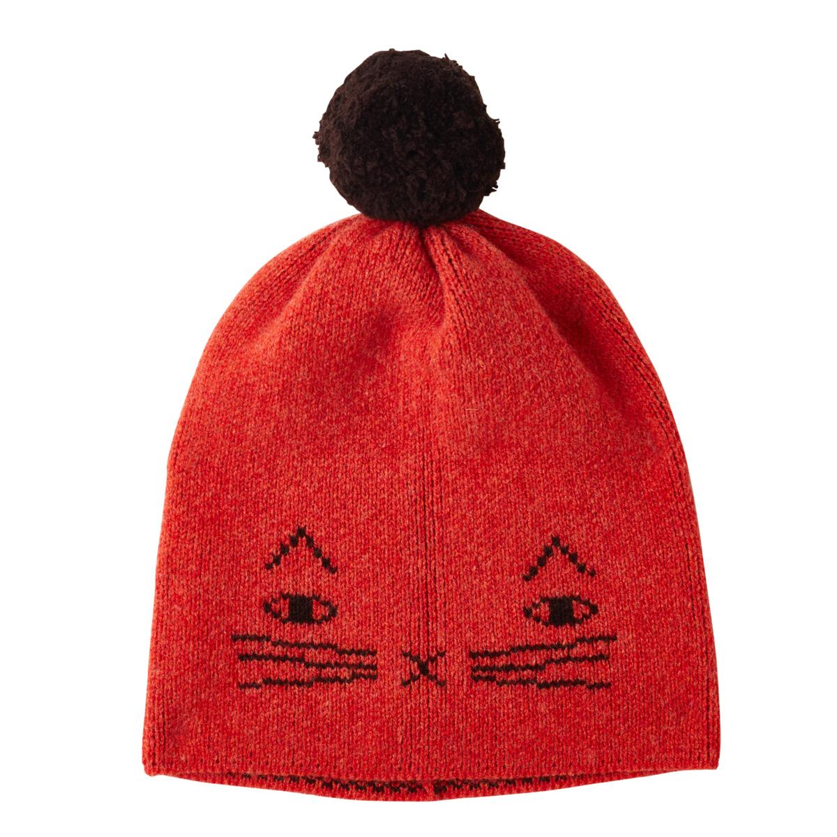 Donna Wilson Mog Hat Orange