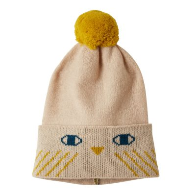 Donna Wilson - Owl Hat - Oatmeal