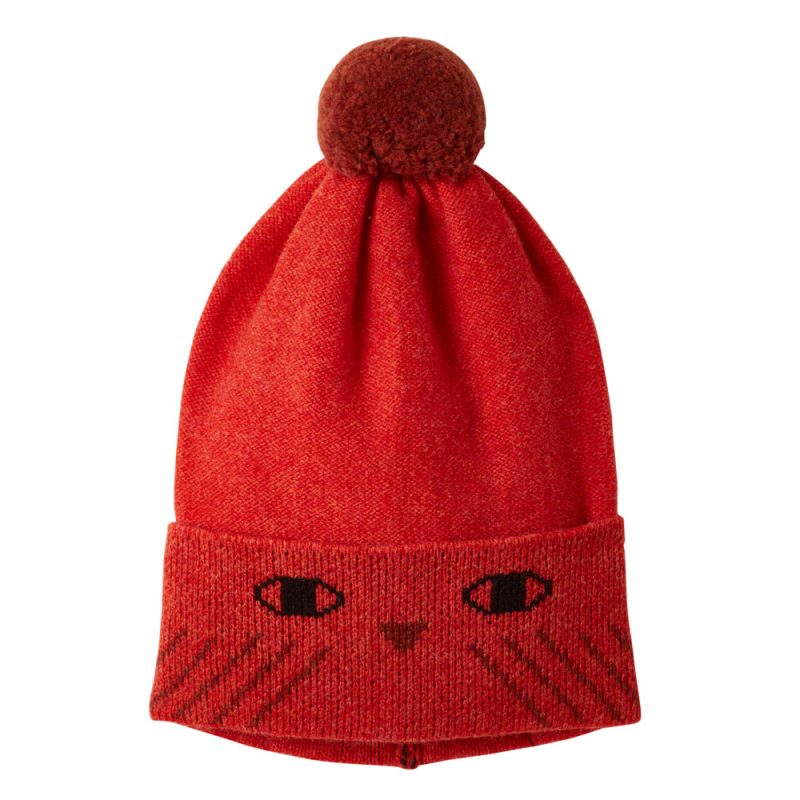 Donna Wilson - Owl Hat - Orange