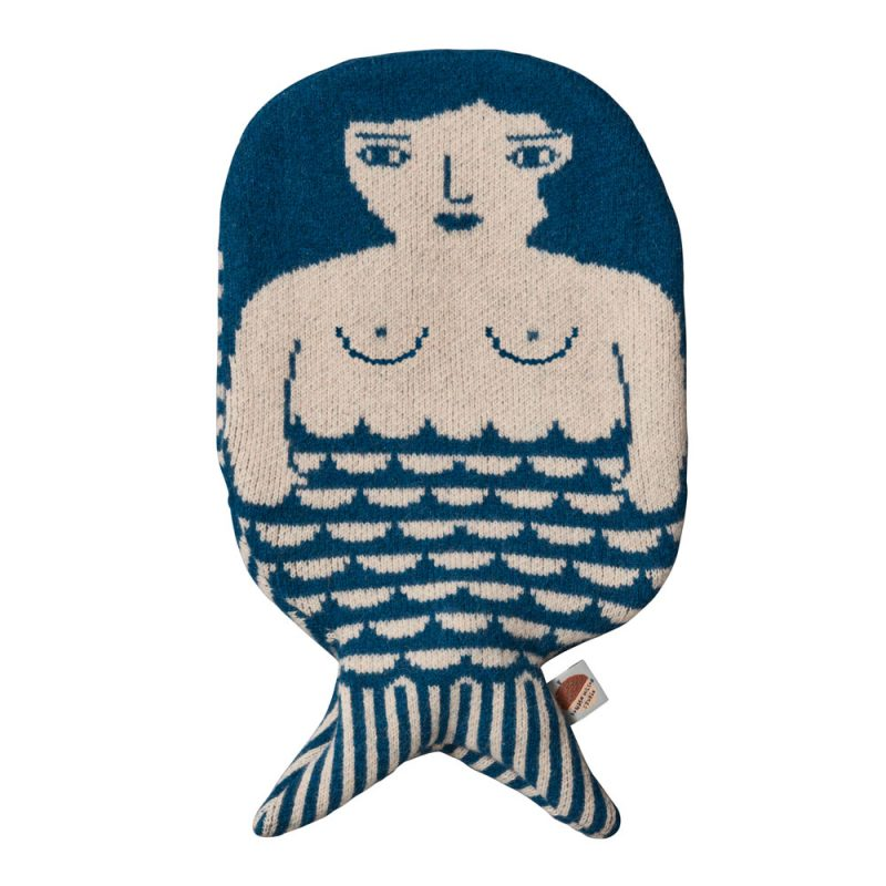 Donna Wilson - Mermaid Hot Water Bottle