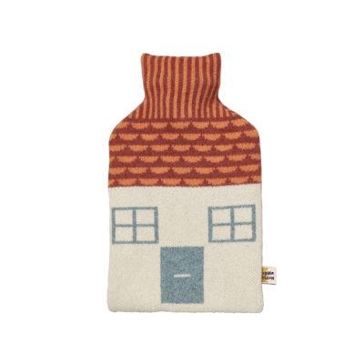 Hot Water Bottle - House Hot Water Bottle - Donna Wilson