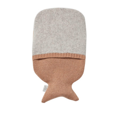 Hot Water Bottles - Philip Hot Water Bottle - Reverse