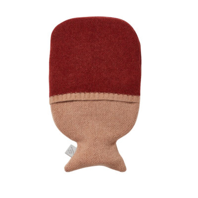 Hot Water Bottles - Phoebe Hot Water Bottle - Reverse
