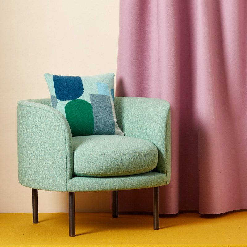 Donna Wilson - Hue Cushion - Blue