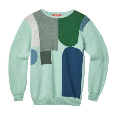 Hue Sweater - Blue - Donna Wilson