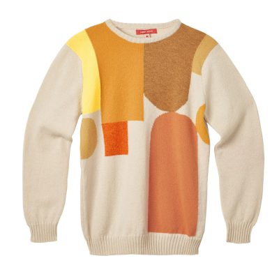 Hue Sweater - Harvest - Donna Wilson