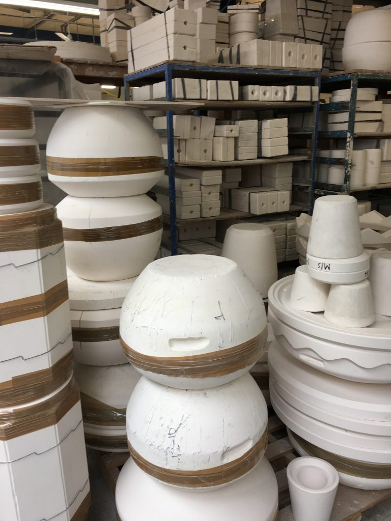 Factory Visit Stoke Moulds Donna Wilson