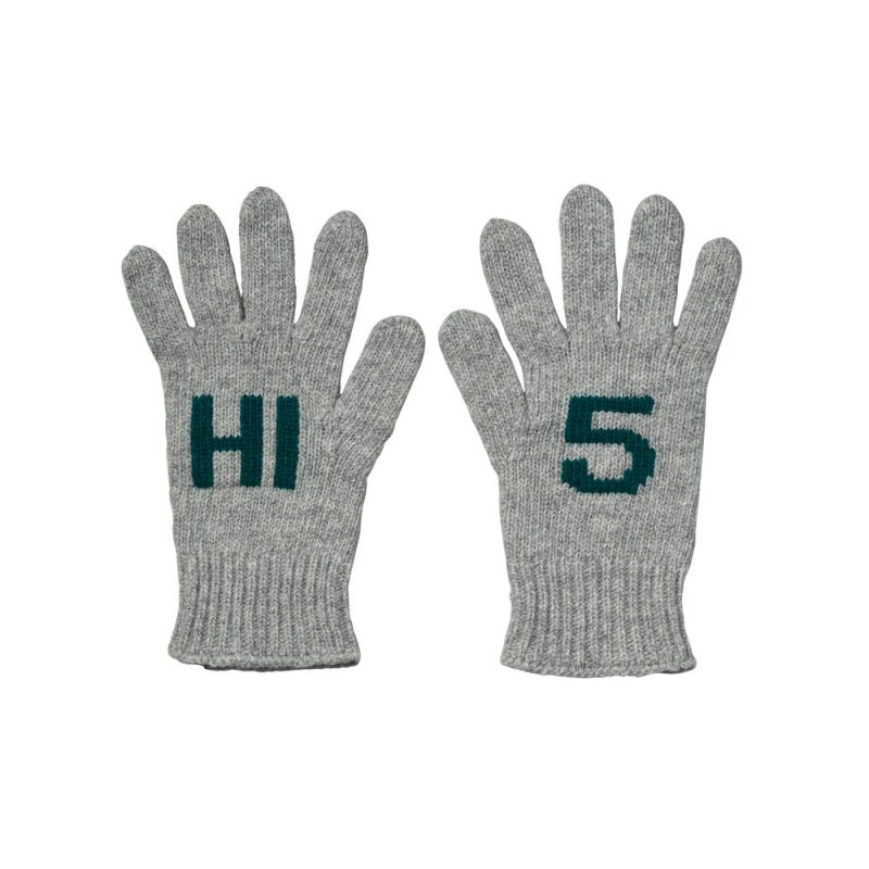 Donna Wilson - Kids' Hi 5 Gloves - Grey