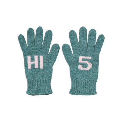Donna Wilson - Kids' Hi 5 Gloves - Light Blue