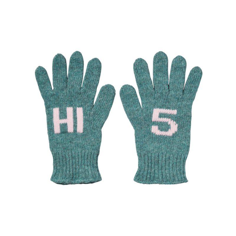 Donna Wilson - Kids' Hi 5 Gloves - Light Blue