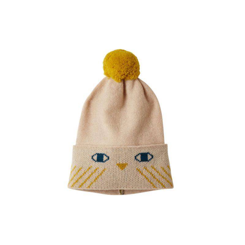 Donna Wilson - Kids' Owl Hat - Oatmeal