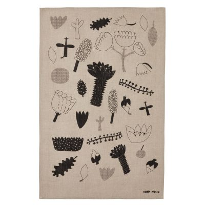 Field of Flowers Tea Towel