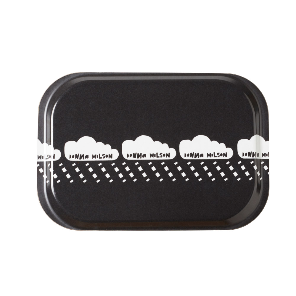 Donna Wilson Blah Blah Mini Tray Reverse