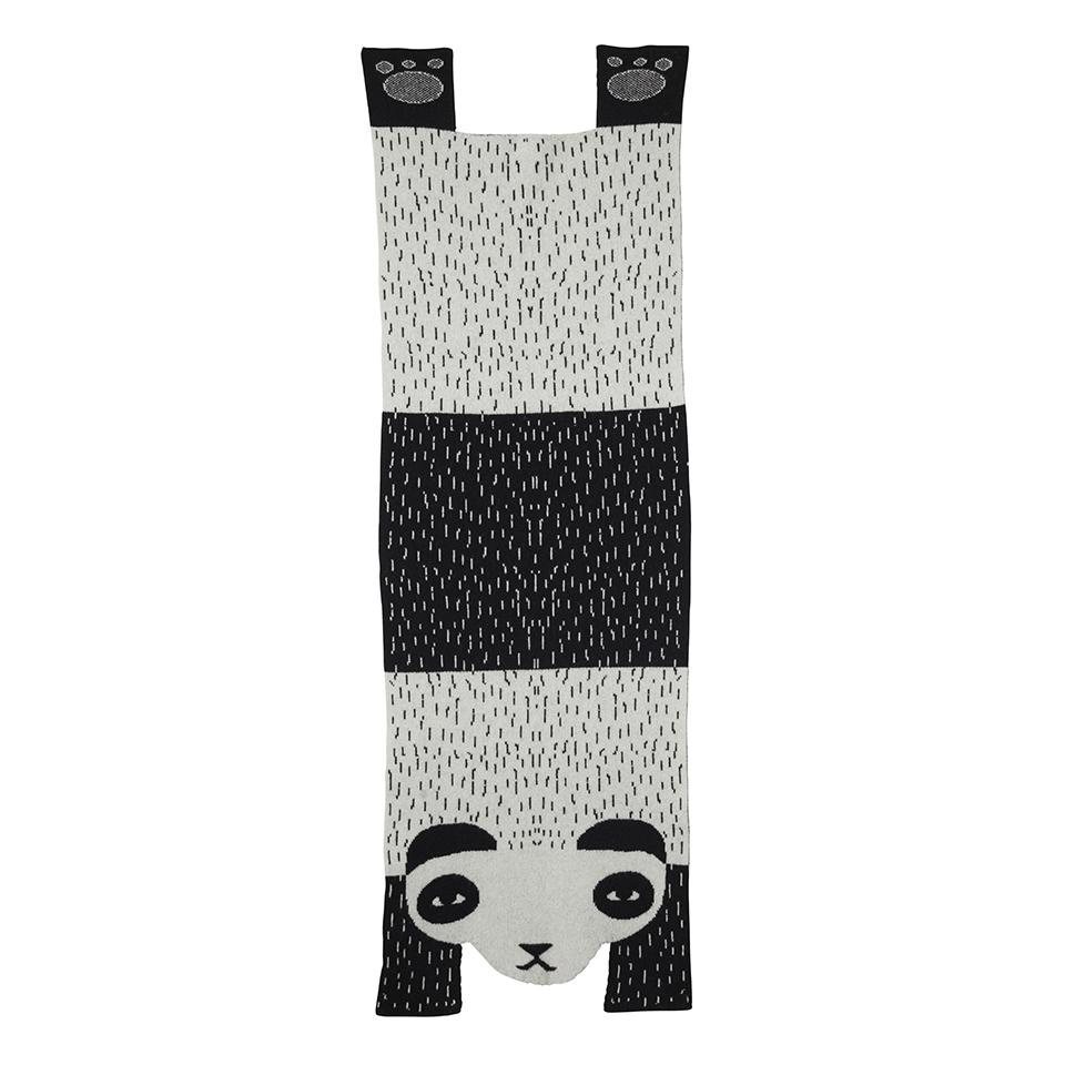 Donna Wilson Panda Shawl