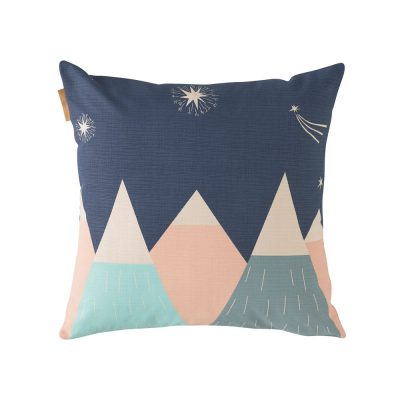 Donna Wilson - Mountain Cotton Cushion - Reverse