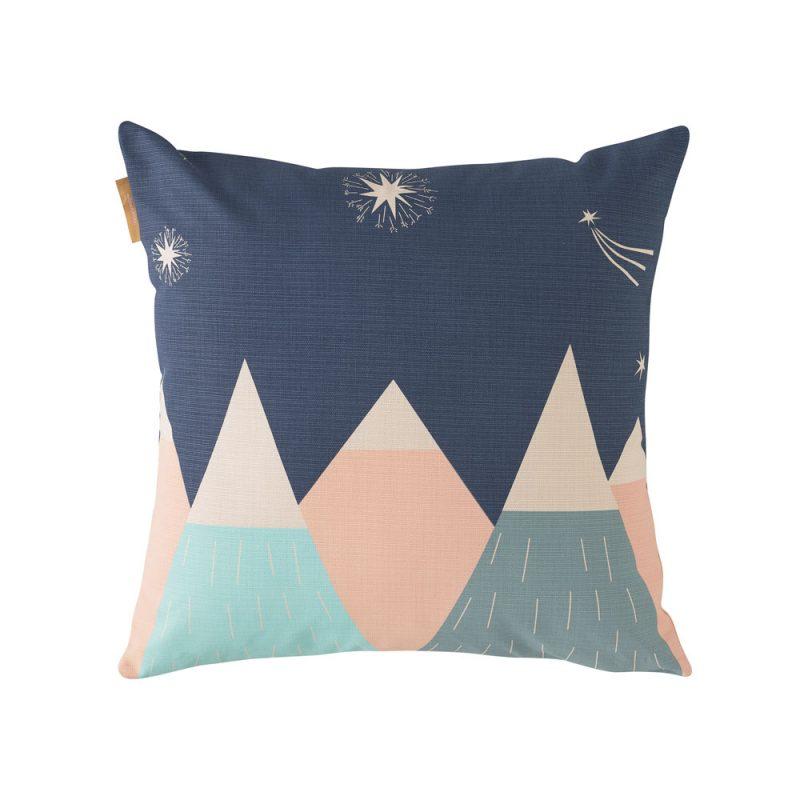 Donna Wilson - Mountain Cotton Cushion - Reverse