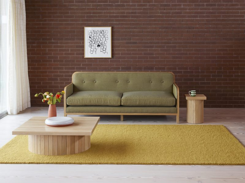 Purl Rug by Donna Wilson for SCP