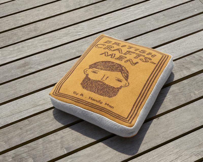 Donna Wilson - Craftsmen Book Cushion