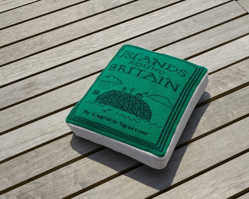 Donna Wilson - Islands Book Cushion